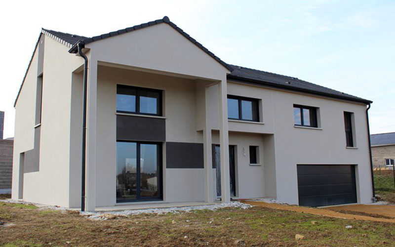 Reparation facade maison conseils rnovation maison for Fissure facade maison ancienne