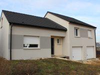 Maison sur sous-sol DN120 - Maisons Géode