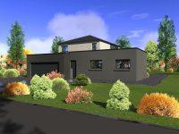 Maison à étages E140 - Maisons Géode
