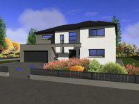 Maison à étages E290 - Maisons Géode