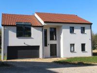Maison à étages E100 - Maisons Géode