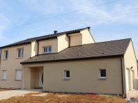 Maison à étages E180 - Maisons Géode