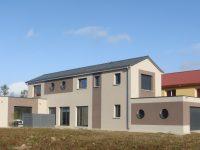 Maison à étages E280 - Maisons Géode