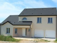 Maison à étages E410 - Maisons Géode