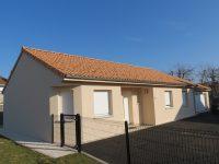 Maison plain-pied PP110 - Maisons Géode