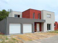 Maison toiture terrasse TT60 - Maisons Géode