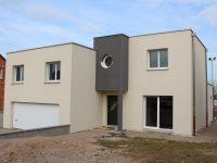 Maison toiture terrasse TT70 - Maisons Géode
