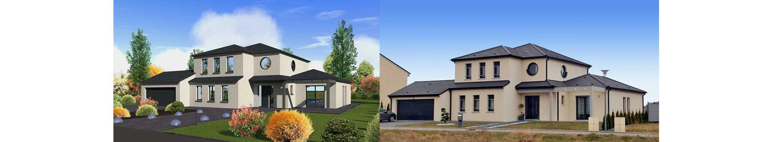 De-l-avant-projet-a-la-realisation Maison Geode