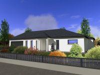 Maison plain-pied PP70 - Maisons Géode