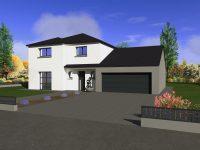 Maison à étages E250 - Maisons Géode