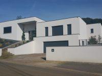 Maison toiture terrasse TT80 - Maisons Géode
